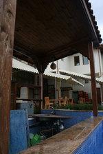 дървени барове за басейни по поръчка