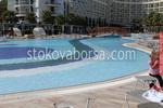 открит басейн за хотел по поръчка